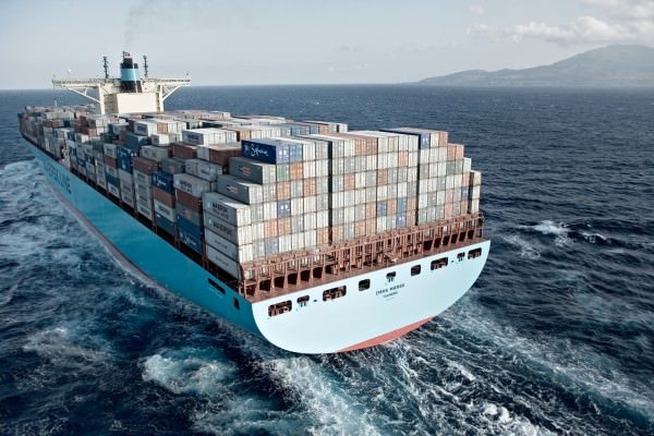 Emma Maersk Biggest Ships