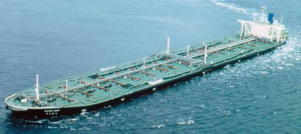 Seawise Giant Biggest Ships