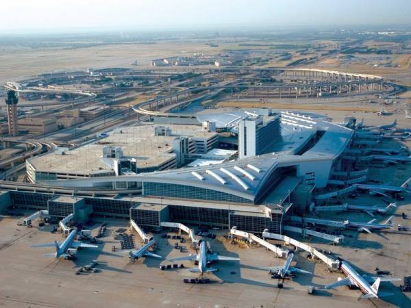 Biggest Airports