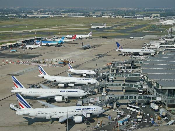 Biggest Airports in the World