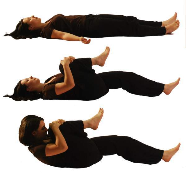 reduce stomach fat yoga exercise