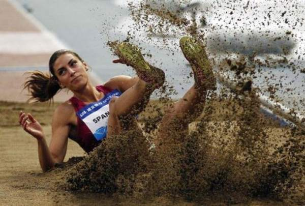 Perfectly Timed Sports Photos