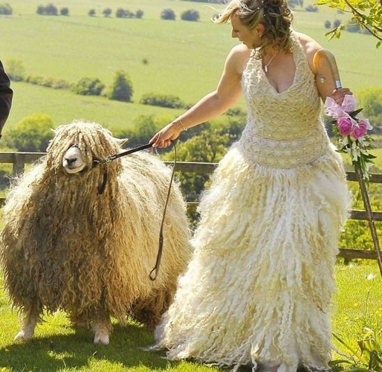 Weird Wedding Dresses