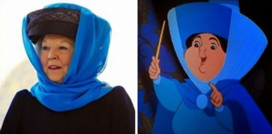 Merryweather From Sleeping Beauty