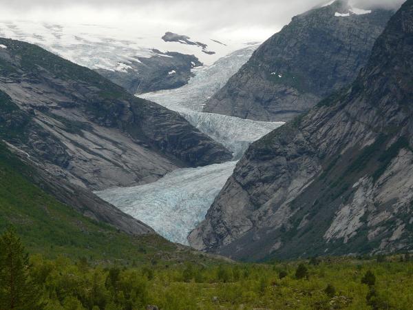Jostedalsbreen Glacier - Largest Glaciers