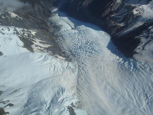 Fox and Franz Josef Glacier - Largest Glaciers