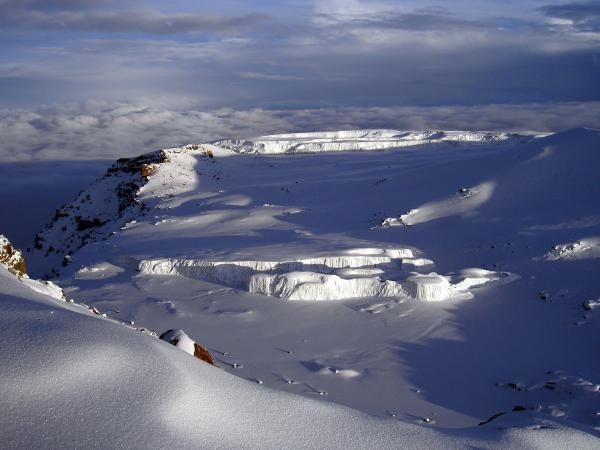 Furtwängler Glacier - Largest Glaciers
