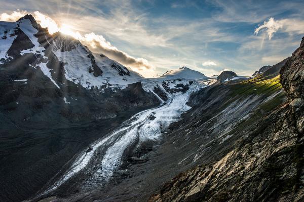 Pasterze Glacier - Largest Glaciers