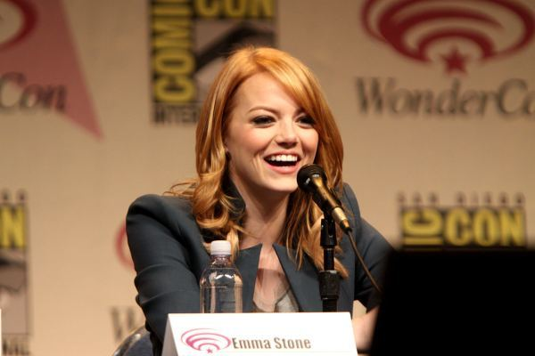 Emma Stone Beautiful Women