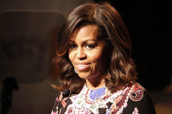 Michelle Obama Beautiful Women