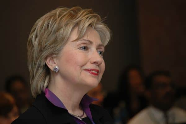 Hillary Clinton Beautiful Women