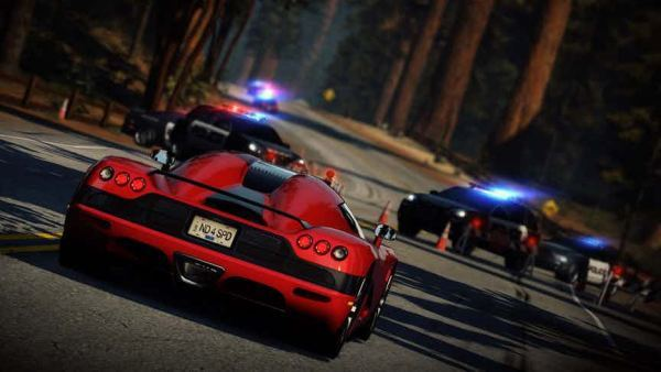 Best Need for Speed Game Hot Pursuit