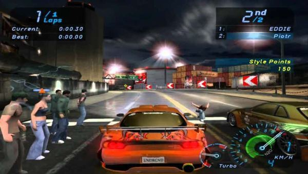 Best Need for Speed Games Underground