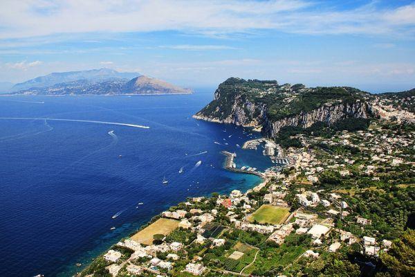 Capri Beautiful Islands