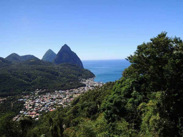 St. Lucia Beautiful Islands