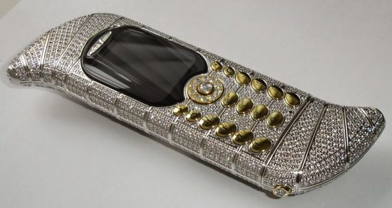 GoldVish Le Million Expensive Phones