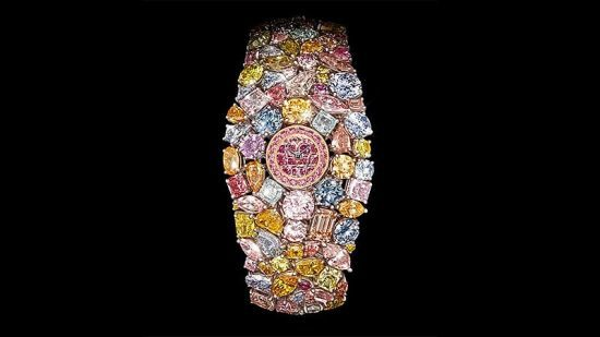 Graff Diamonds Hallucination Expensive Watches