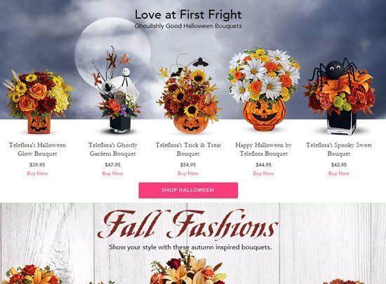 Teleflora order flowers online