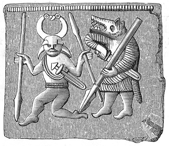 Berserkers Mysterious Mythical Creatures