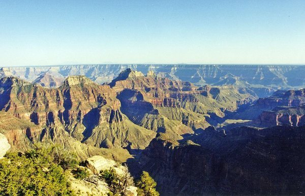 Copper Canyon Famous Canyons