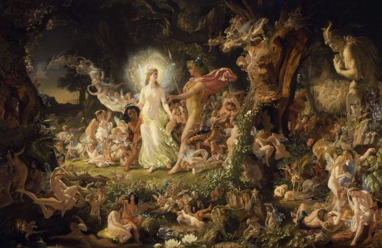 Fairies Mysterious Mythical Creatures