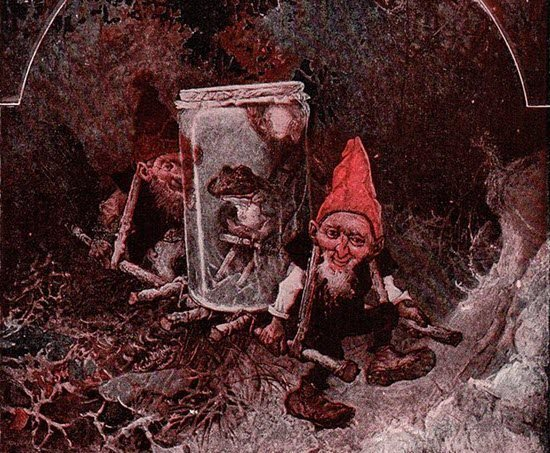 Goblins Mysterious Mythical Creatures