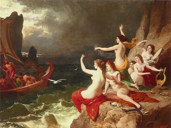 Sirens Mysterious Mythical Creatures