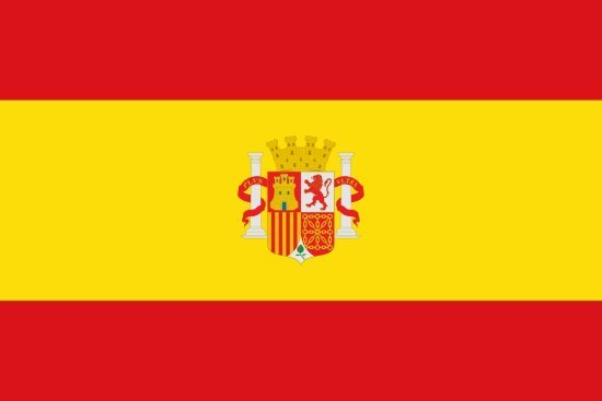 Spain Most Beautiful Flags