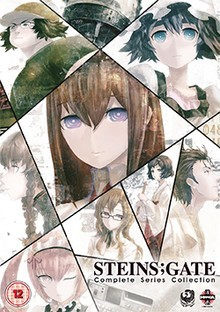 Steins; Gate Best Anime