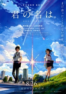 Your Name Best Anime