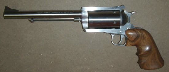 Magnum Research BFR 45-70 Powerful Revolver