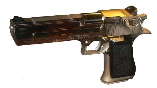 Desert Eagle Powerful Revolver