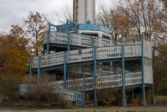 Abandoned Amusement Parks Boblo Island