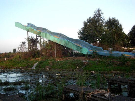 Abandoned Amusement Parks Dadipark