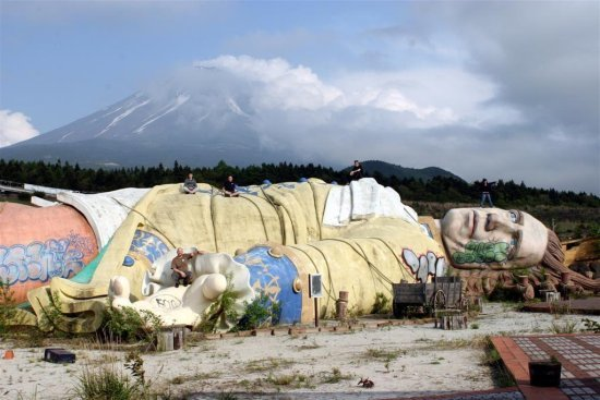 Gulliver's Kingdom Abandoned Amusement Parks