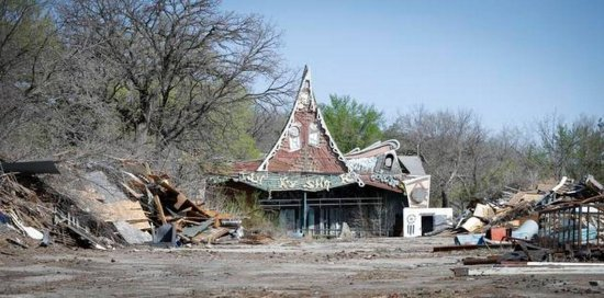 Joyland Abandoned Amusement Parks
