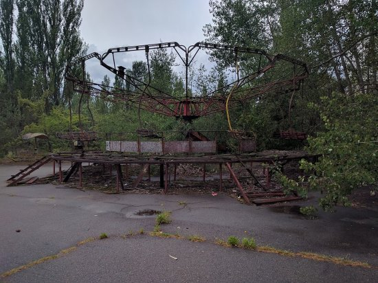 Abandoned Amusement Parks Pripyat