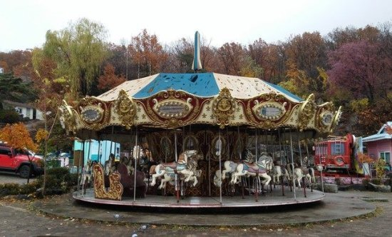 Abandoned Amusement Parks Yongma Land