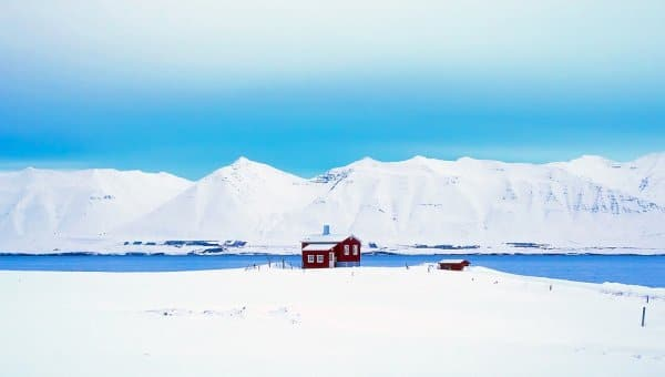 Iceland Coldest Countries